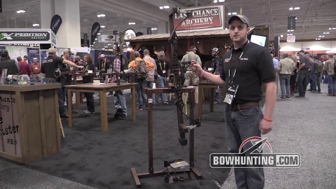 2014 ATA Show_ Last Chance Archery Power Press Deluxe-0.00.08.00
