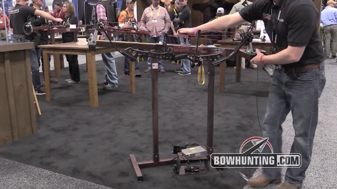 2014 ATA Show_ Last Chance Archery Power Press Deluxe-0.00.23.67