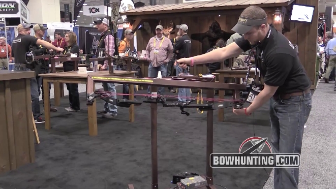 2014 ATA Show_ Last Chance Archery Power Press Deluxe-0.00.26.20
