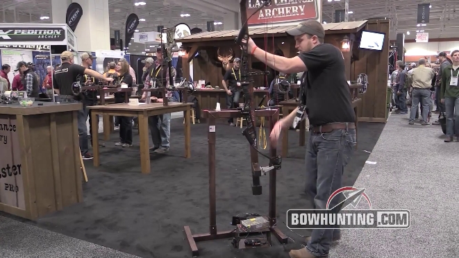 2014 ATA Show_ Last Chance Archery Power Press Deluxe-0.00.34.60
