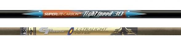 easton_lightspeed_vs_Goldtip_Ultralight